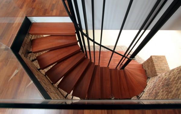 Interiérové schodiště | Tehov