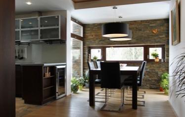 Interiér rodinného domu | Újezd