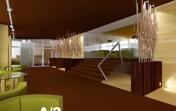 Facelift interiéru | HOTEL SPORT