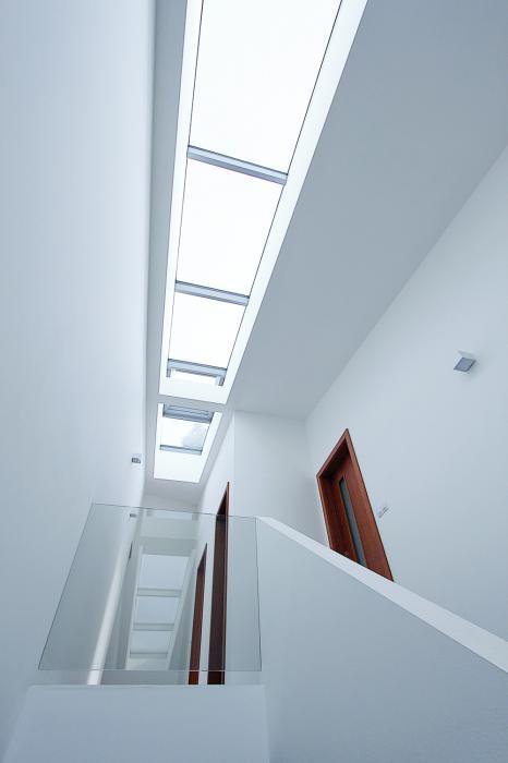 Moderní interiér přístavby