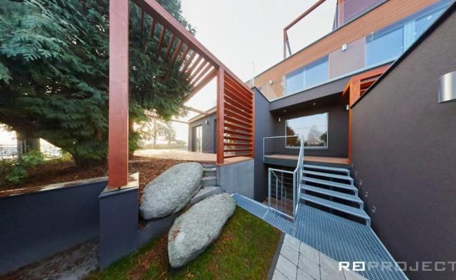 Moderní rodinná vila