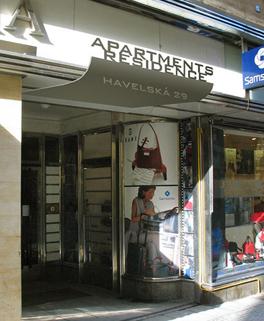 Apartmány Havelská