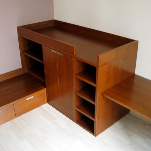 detail nábytku