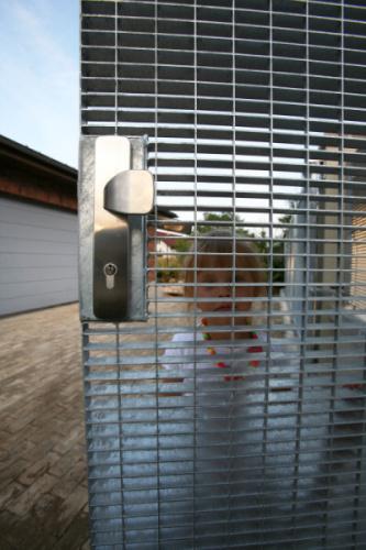Kovové dveře