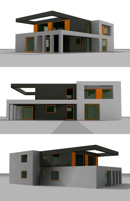typový dům