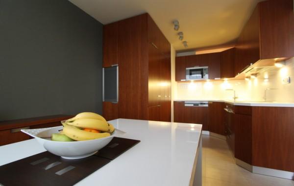 Interiér bytu 4+1 | Paculova