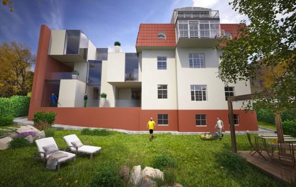 Bytový dům   Jinonice