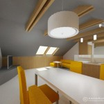 Podkrovní apartmán