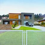 moderní vila
