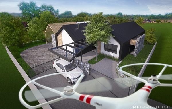 Moderní venkovská vila I| Rokytnice u Přerova